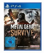 Metal Gear: Survive (PlayStation 4)